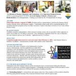ACS Nuclear & RadioChemistry Undergrad Summer Schools