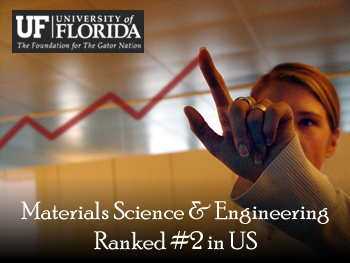 UF Materials Science and Engineering Ranked #2 in US » Department ...